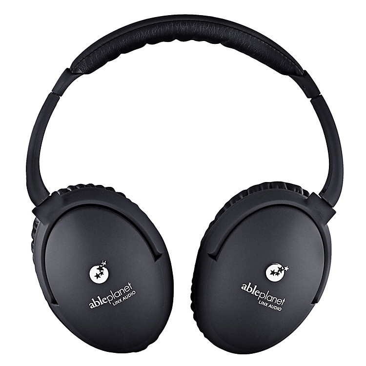 Able PlanetTrue Fidelity PS400B Around The Ear Stereo Headphone