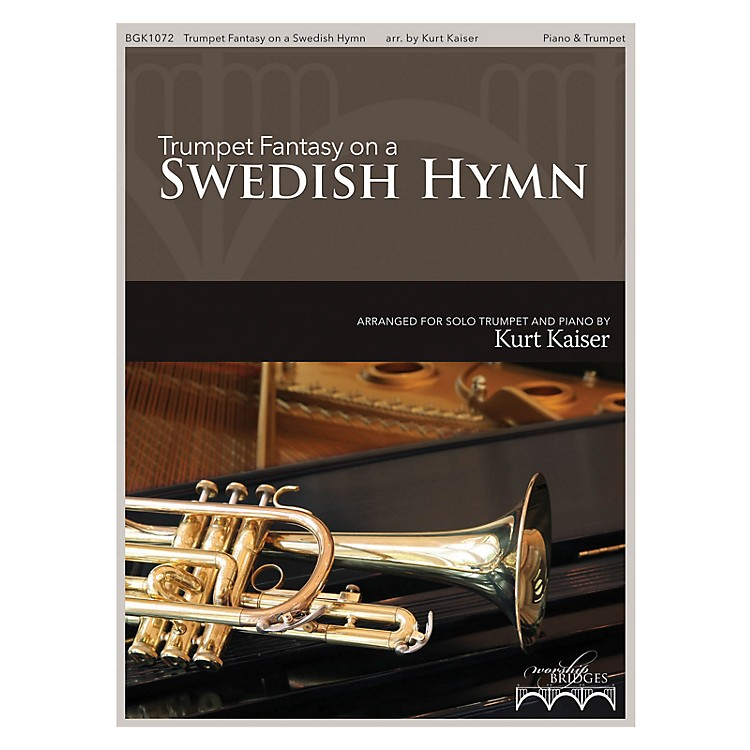 Fred Bock MusicTrumpet Fantasy on a Swedish Hymn (How Great Thou Art)
