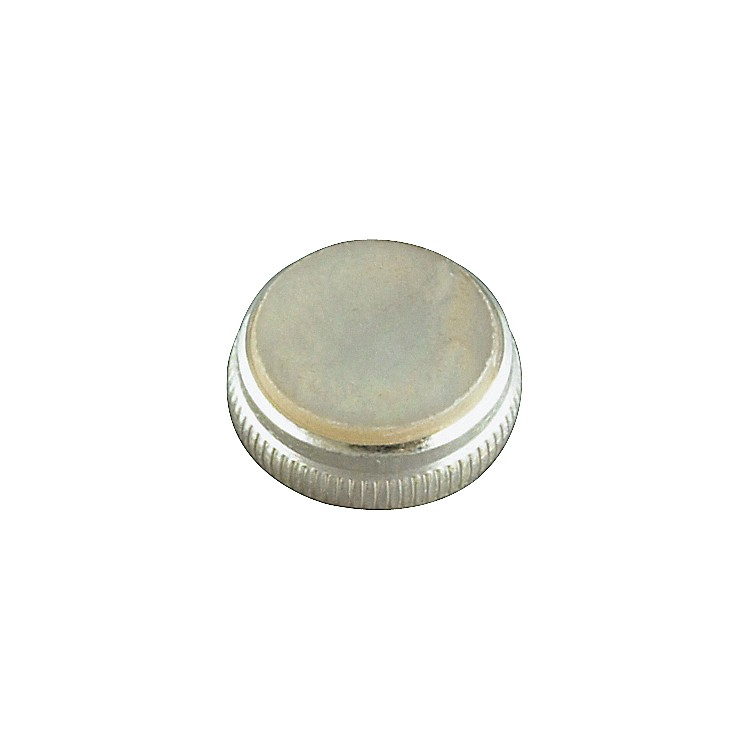 Bach Trumpet Finger Button Silver