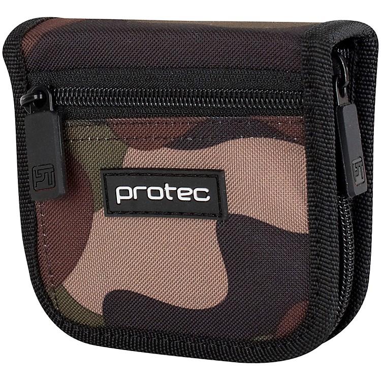 ProtecTuba Mouthpiece Pouch With Zipper Closure (2-Piece)