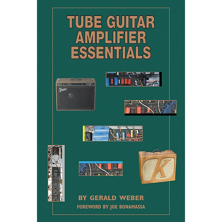 KendrickTube Guitar Amplifier Essentials Book
