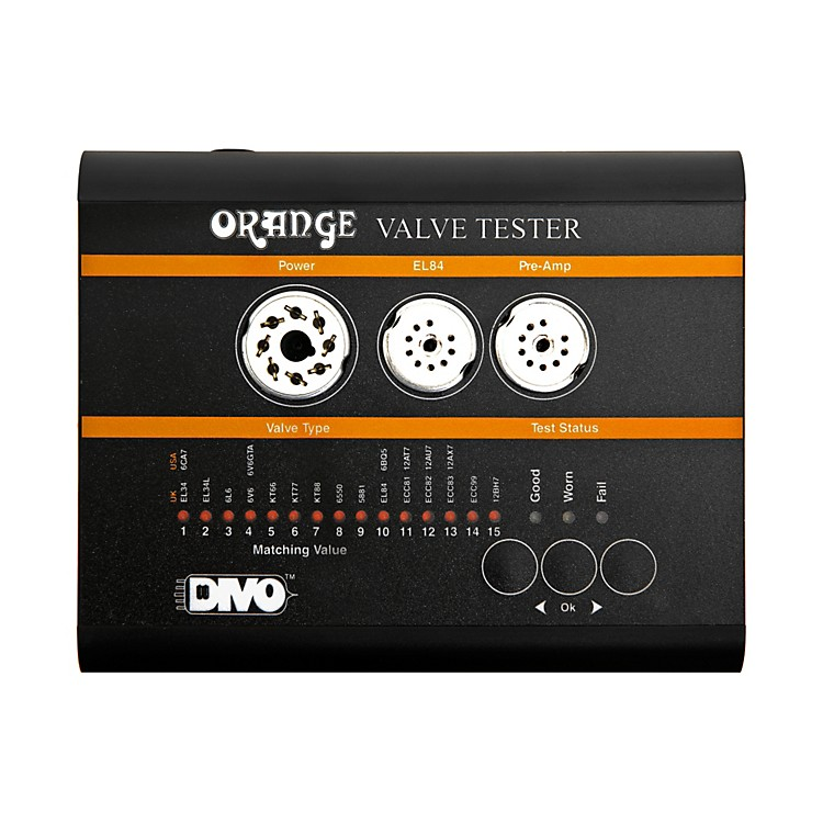 Orange AmplifiersTube Tester
