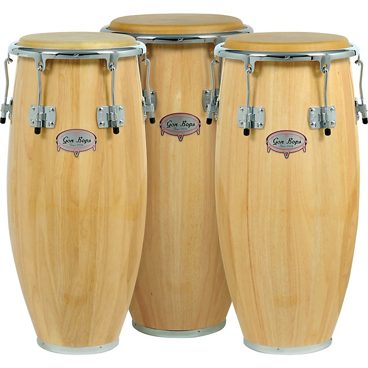 Gon BopsTumbao Pro Series Conga DrumNatural