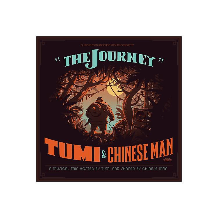 AllianceTumi & Chinese Man - Journey