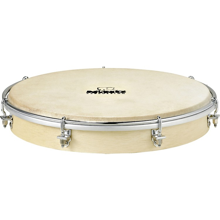 NinoTunable Hand Drum with Goat HeadNatural10 in.