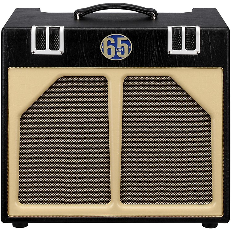 65ampsTupelo 20W 1x12 Tube Guitar Combo AmpBlack
