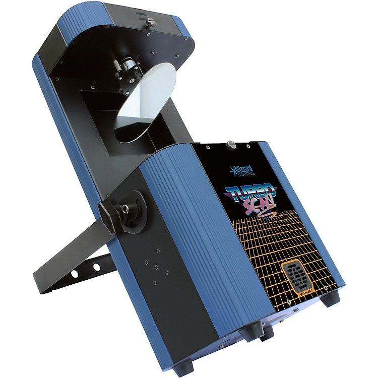 BlizzardTurbo Scan 150W High-output LED Scanner