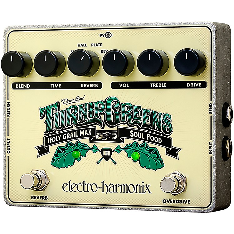 Electro-HarmonixTurnip Greens Multi-Effect Guitar Pedal