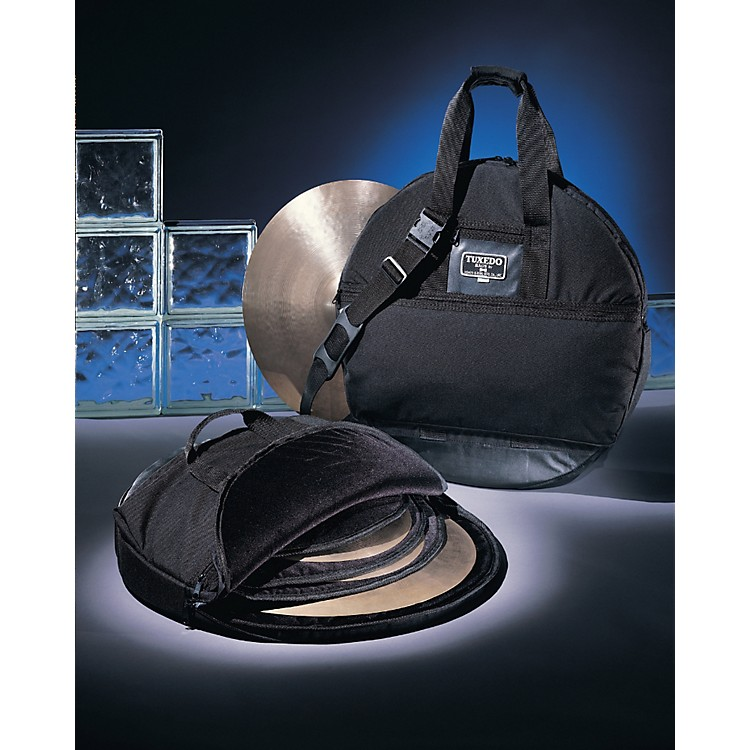 Humes & BergTuxedo Cymbal Bag with DividersBlack22 in.