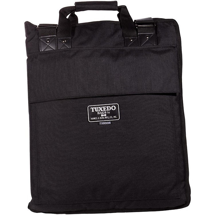 Humes & BergTuxedo Pro Mallet BagBlackExtra Large