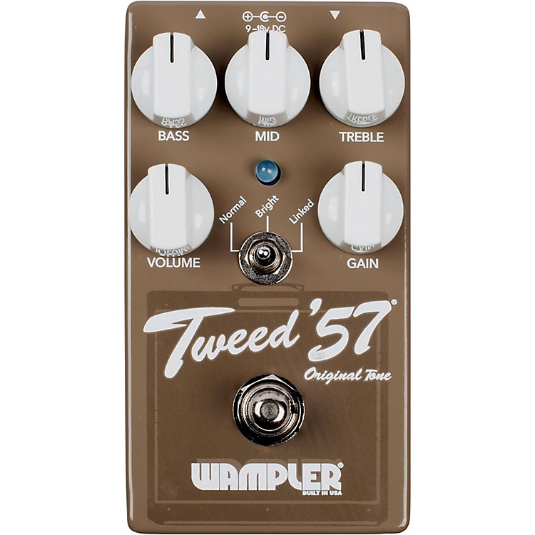 WamplerTweed '57 Overdrive Pedal