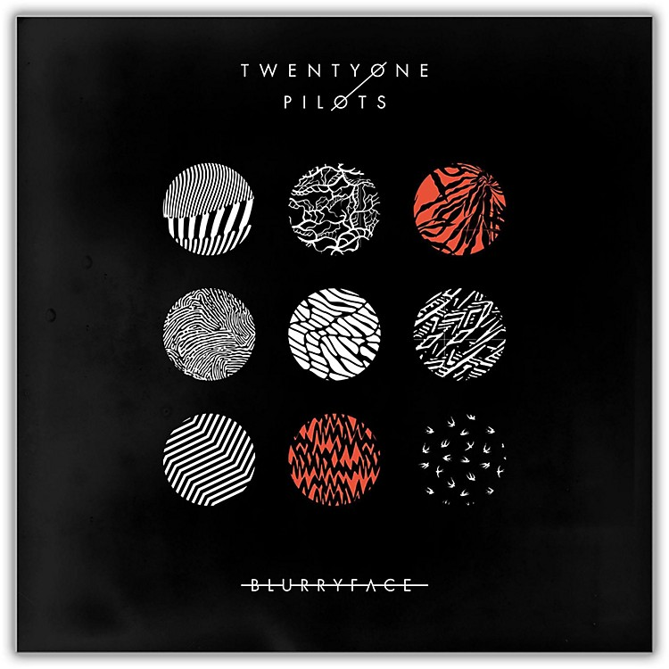 WEA Twenty One Pilots - Blurryface (2Lp W/Digital Download)