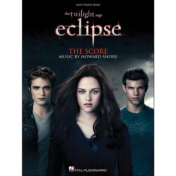Hal Leonard Twilight: Eclipse - Music From The Motion Picture Score for Easy Piano Solo