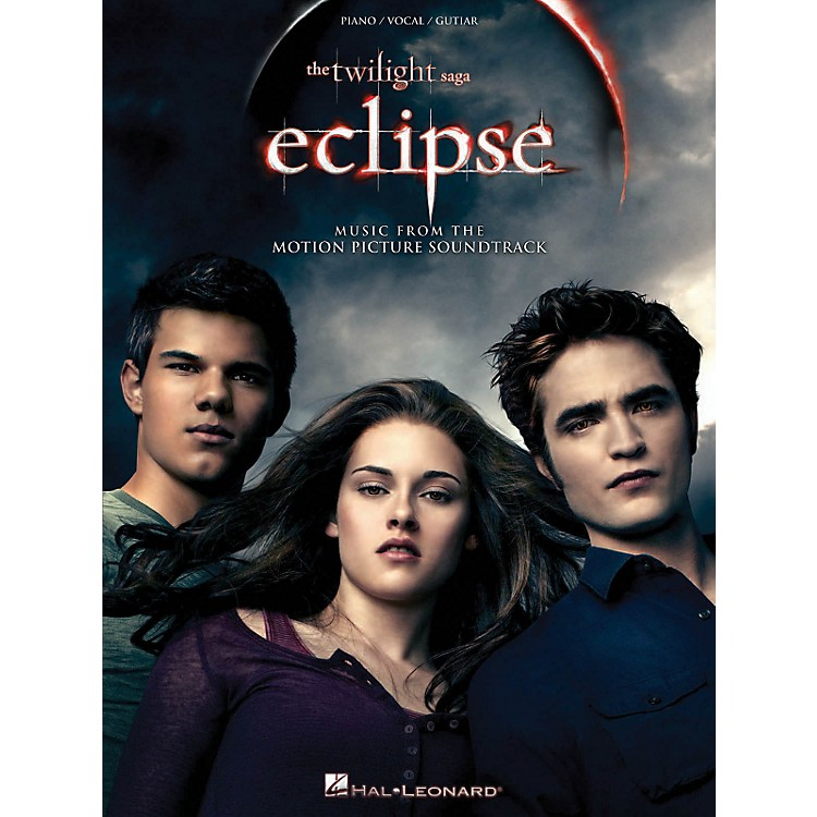 Hal LeonardTwilight Eclipse - Music From The Motion Picture Soundtrack PVG Songbook