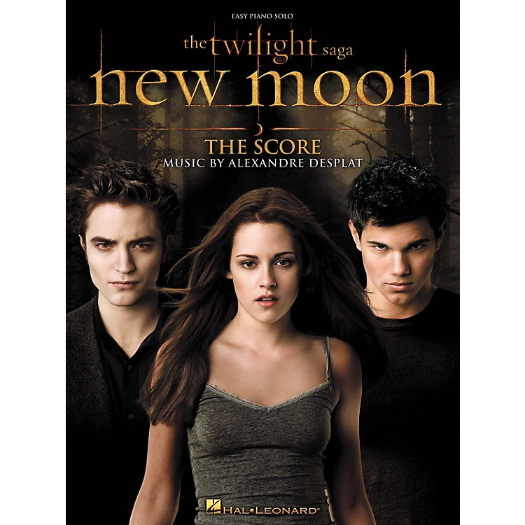 Hal LeonardTwilight: New Moon - Music From The Motion Picture Score For Easy Piano Solo