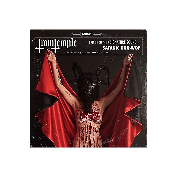 AllianceTwin Temple - Twin Temple (Bring You Their Signature Sound Satanic Doo-wop)