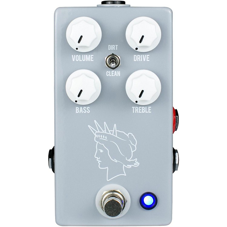 JHS PedalsTwin Twelve V2 Overdrive Effects Pedal