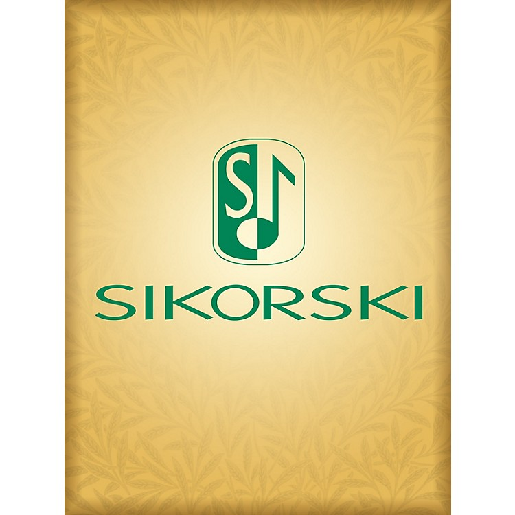 SikorskiTwo Concerto Movements for Horn and Orchestra Brass Solo Composed by Mozart Edited by M Siedel