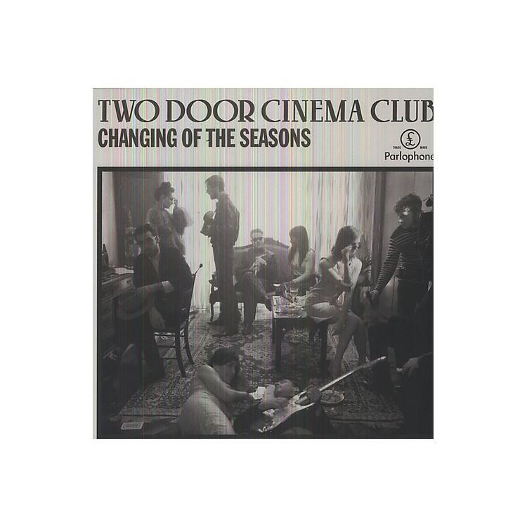 AllianceTwo Door Cinema Club - Changing of the Seasons