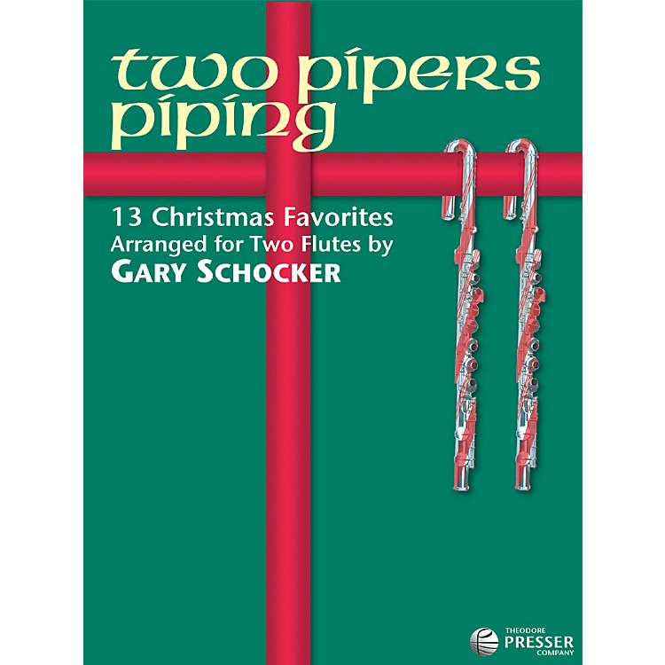 Theodore PresserTwo Pipers Piping (Book)