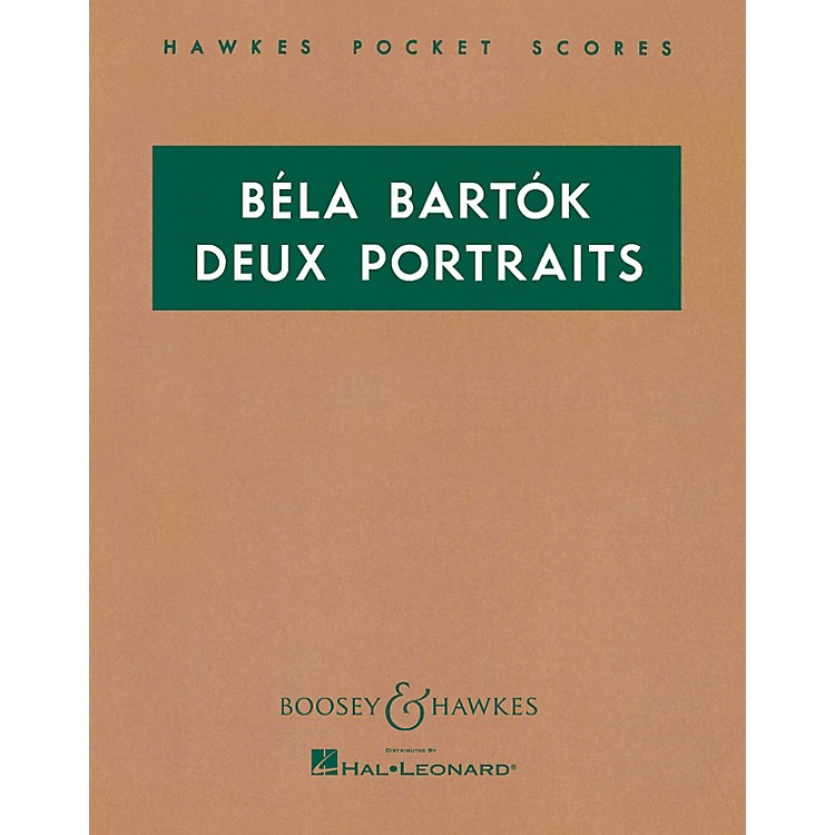 Boosey and HawkesTwo Portraits, Op. 5 Boosey & Hawkes Scores/Books Series Composed by Béla Bartók