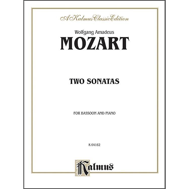 AlfredTwo Sonatas