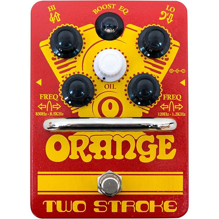 Orange AmplifiersTwo-Stroke Boost EQ Guitar Effects Pedal