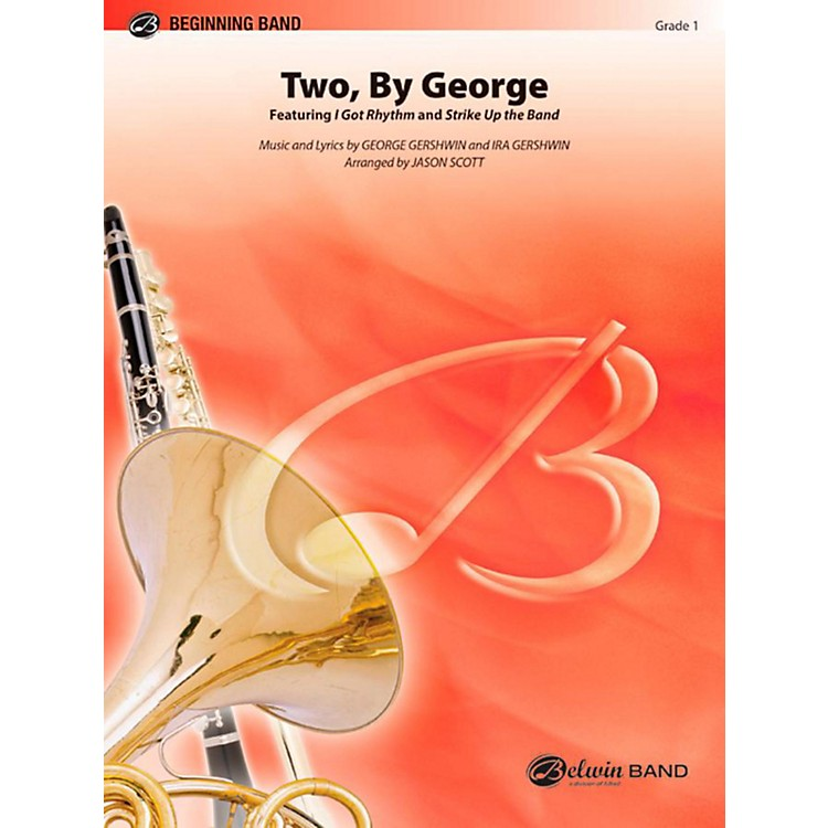 AlfredTwo, by George Concert Band Level 1 Set