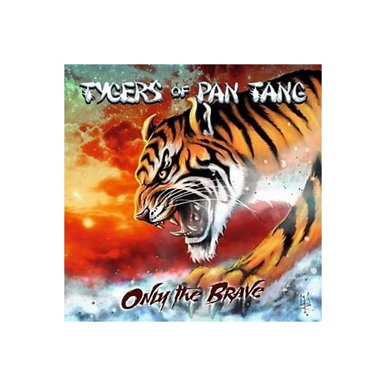 AllianceTygers of Pan Tang - Only The Brave