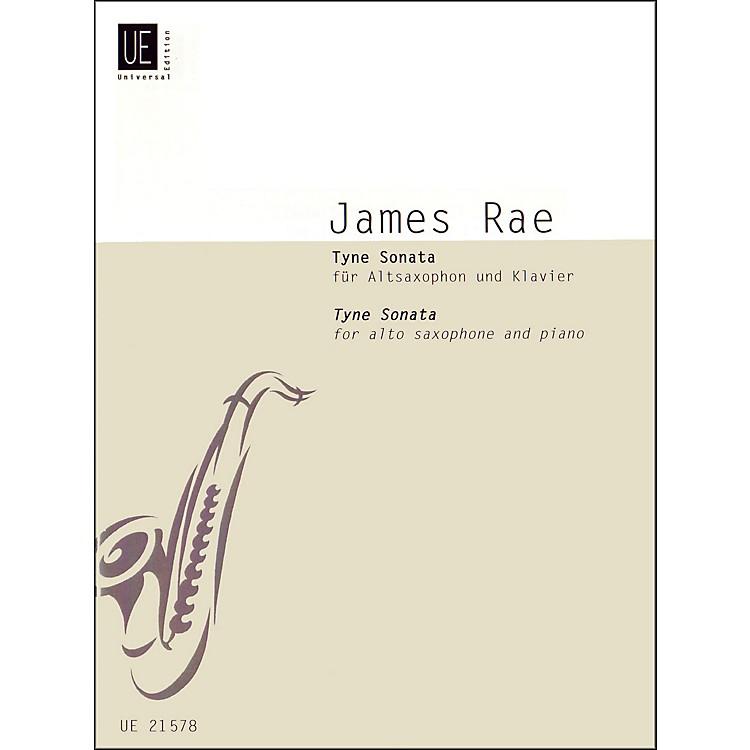 Theodore PresserTyne Sonata for Alto Saxophone and Piano