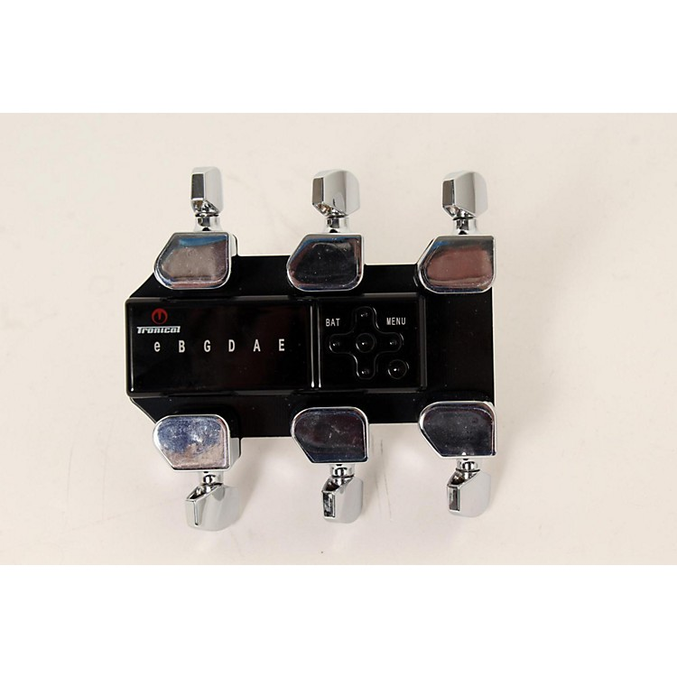Tronical Tuning Systems Type F Self Tuner for Specific Taylor Guitars Chrome, Strat-Style Button 888365594569
