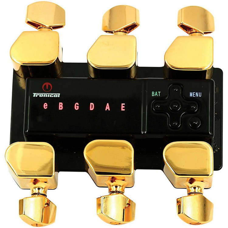 Tronical Tuning SystemsType H Self Tuner for Taylor GuitarsGold Tulip Button888365594576