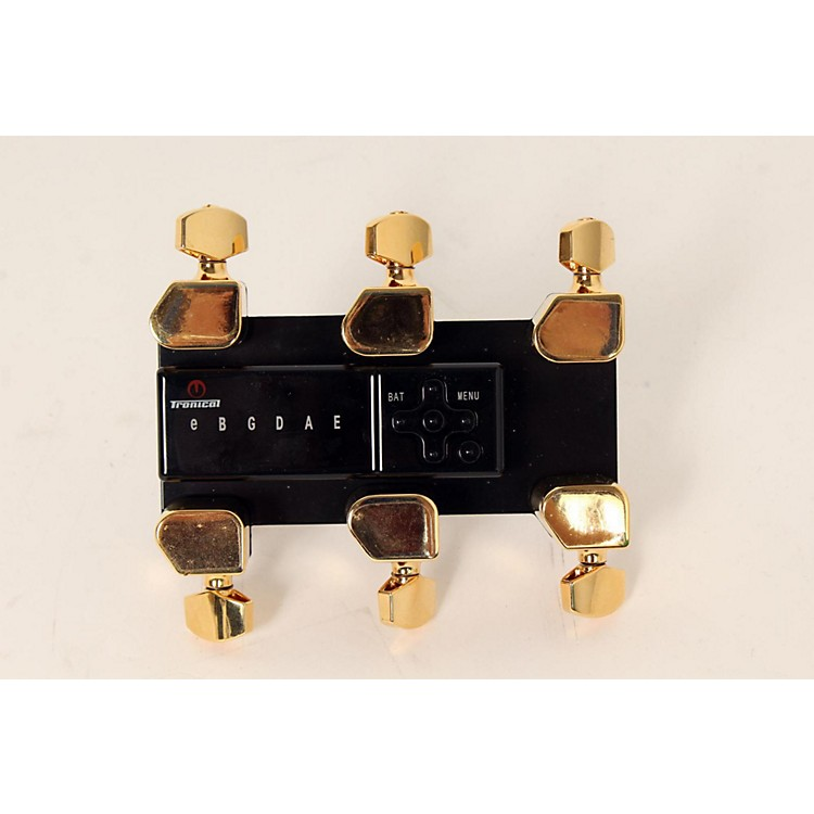 Tronical Tuning Systems Type H Self Tuner for Taylor Guitars Chrome, Strat-Style Button 888365569284