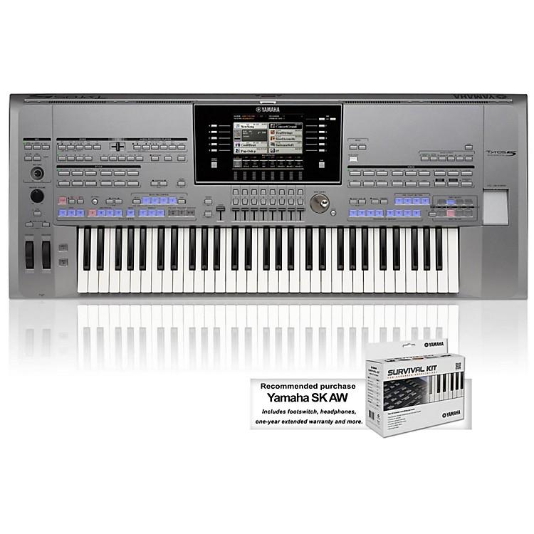 YamahaTyros5 61-Key Arranger Workstation