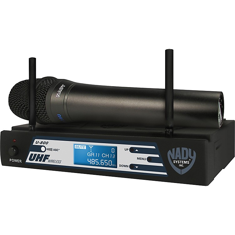 Nady U-800 Handheld Wireless System