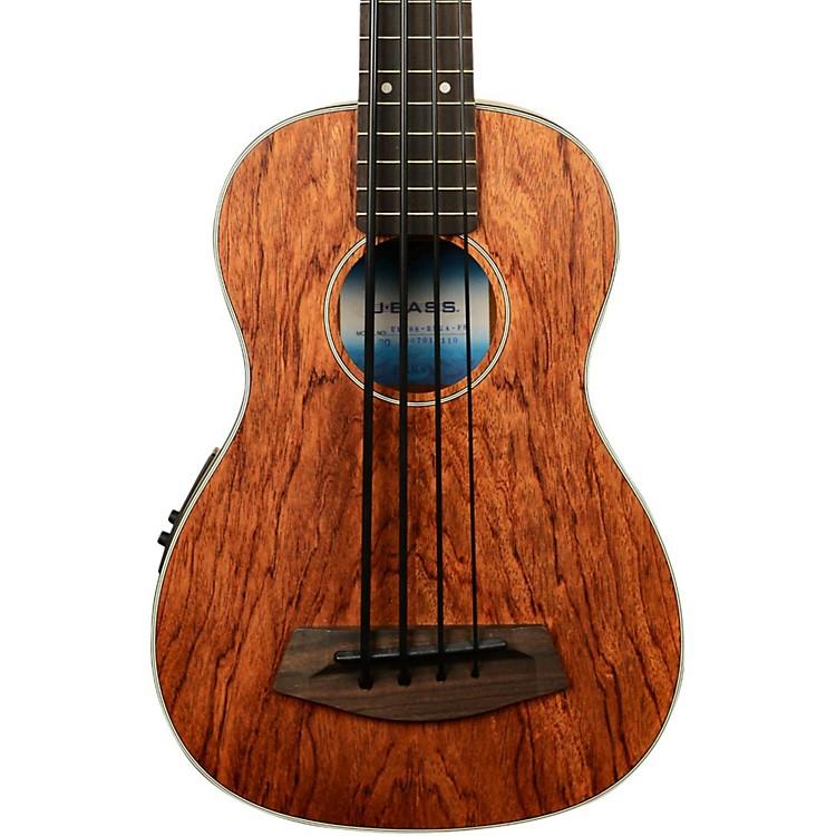 kala u bass with all solid mahogany satin finish music123. Black Bedroom Furniture Sets. Home Design Ideas