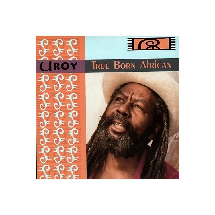 AllianceU-Roy - True Born African