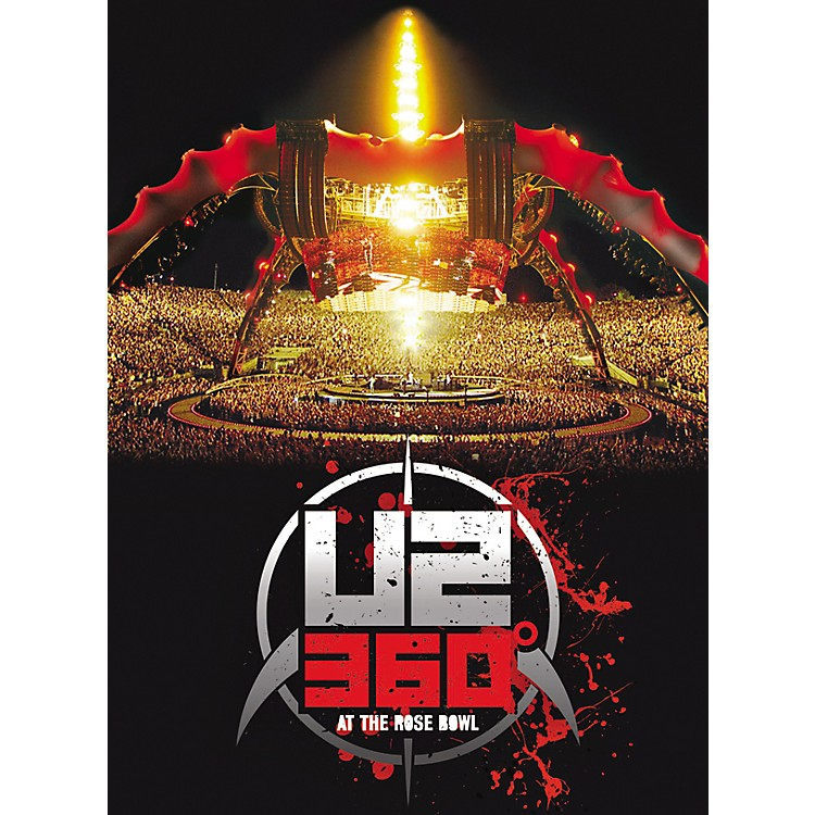 InterscopeU2 360 At The Rose Bowl DVD