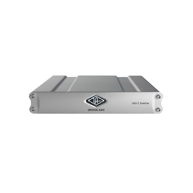 Universal AudioUAD-2 Satellite QUAD Custom FireWire DSP Accelerator Package