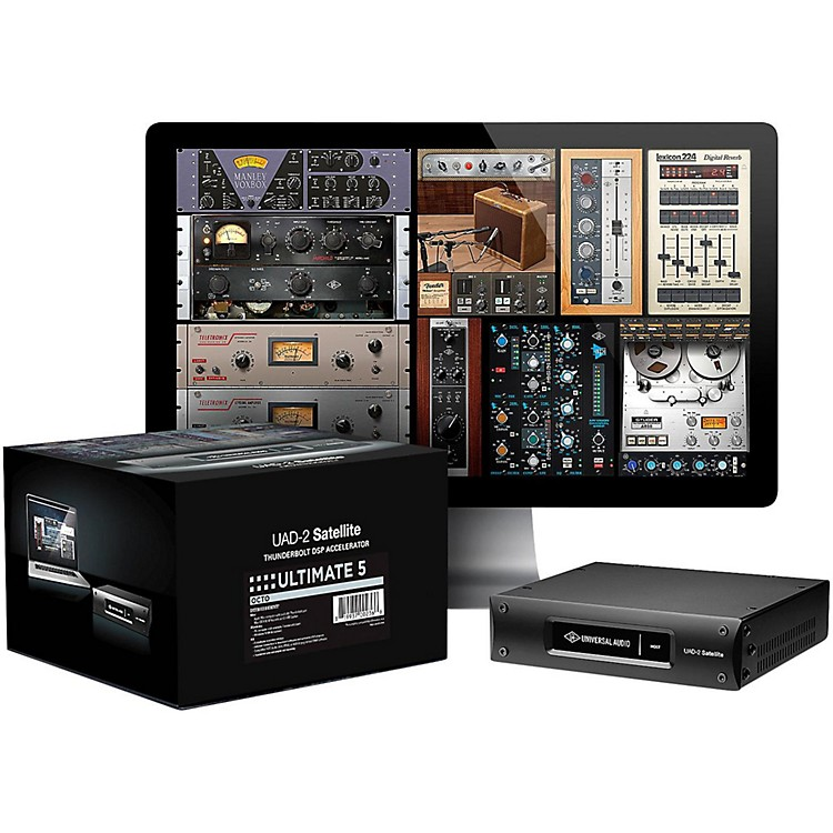 Universal AudioUAD-2 Satellite Thunderbolt - OCTO Ultimate 5