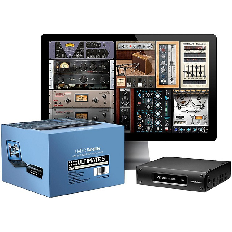 Universal AudioUAD-2 Satellite USB - OCTO Ultimate 5