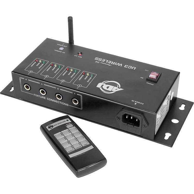 American DJ UC3 Wireless Lighting Controller
