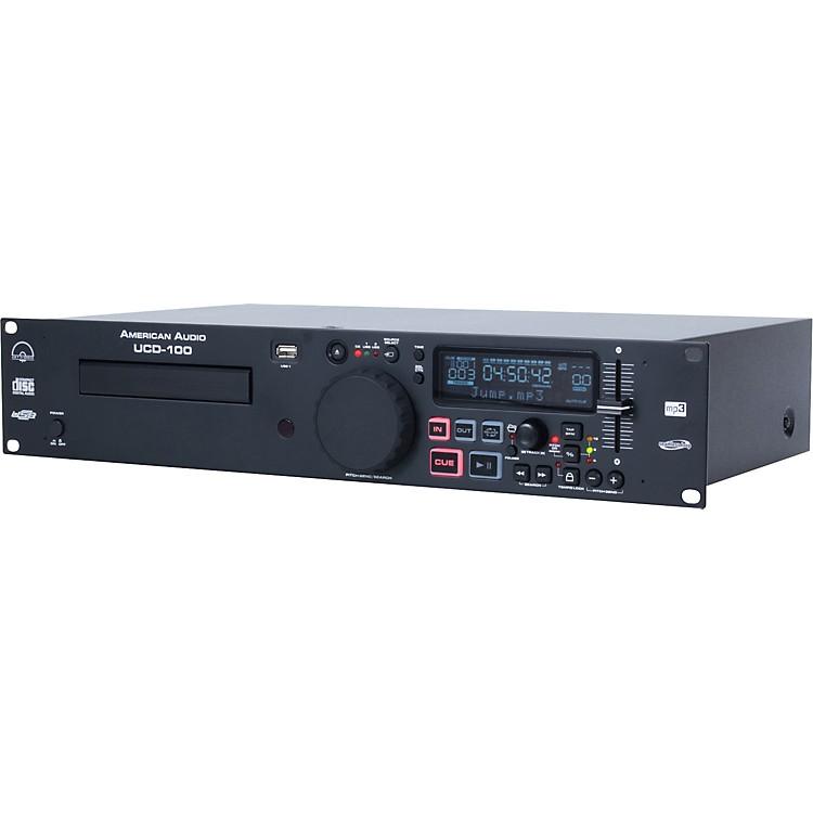 American AudioUCD-100 Single MP3/CD Player
