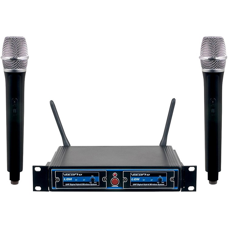 VocoProUDH-DUAL-H Hybrid Wireless SystemBand H4