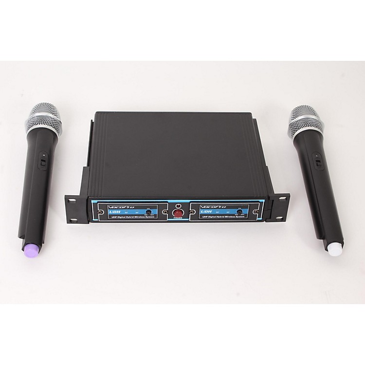 VocoPro UDH-DUAL-H Hybrid Wireless System Band H2 888365908212