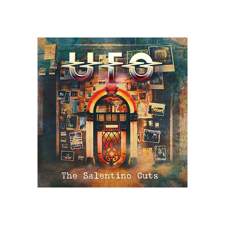 AllianceUFO - The Salentino Cuts