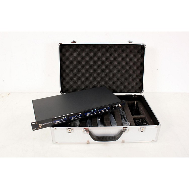 VocoProUHF-5800 4-Microphone Wireless SystemBand 4888365800868
