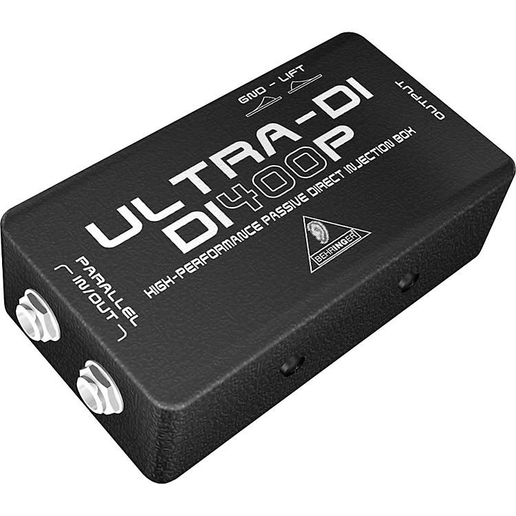 BehringerULTRA-DI DI400P Passive Direct Box