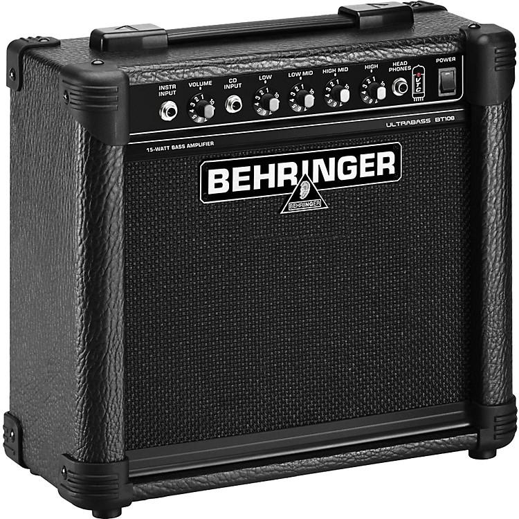 BehringerULTRABASS BT108 Bass Practice Combo