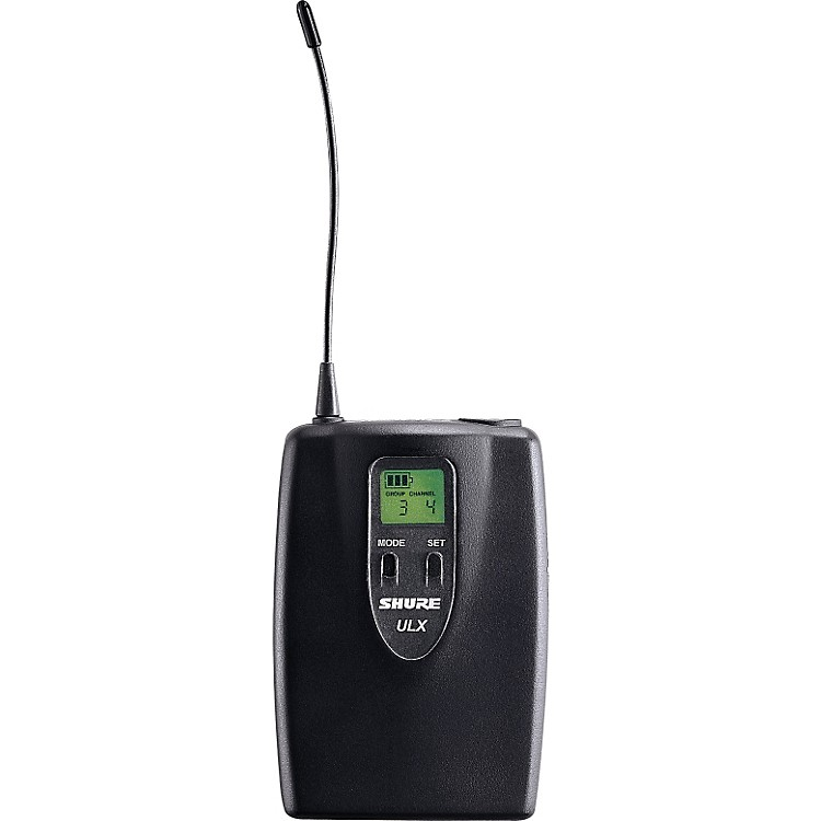 ShureULX-1 Bodypack Transmitter with 4-Pin